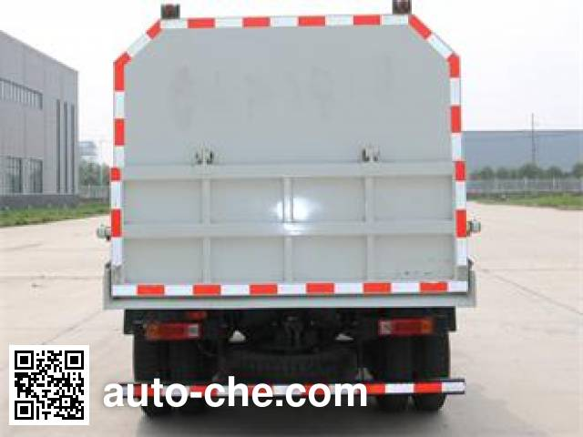 Feigong HFL5041ZZZ self-loading garbage truck
