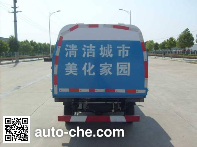 Foton Auman HFV5020ZLJSC garbage truck