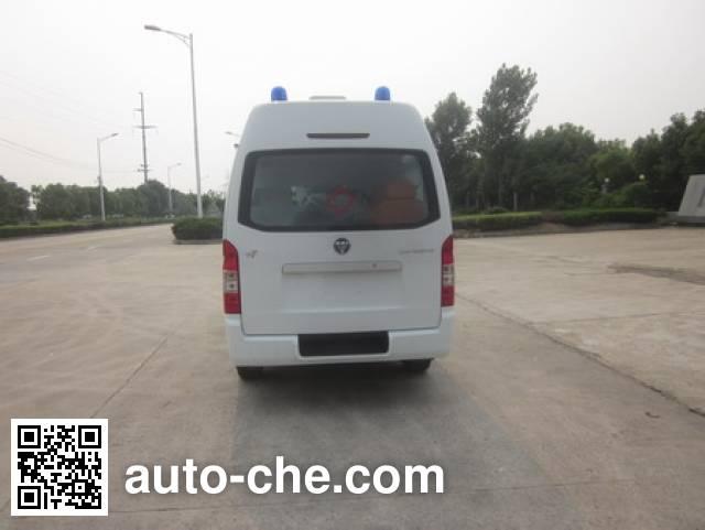 Foton Auman HFV5030XJHBJ5 ambulance