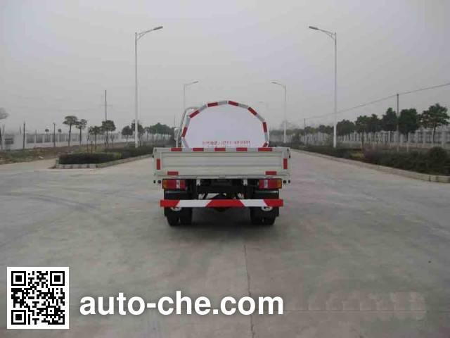 Foton Auman HFV5040GXWBJ rural biogas digesters sewage suction truck
