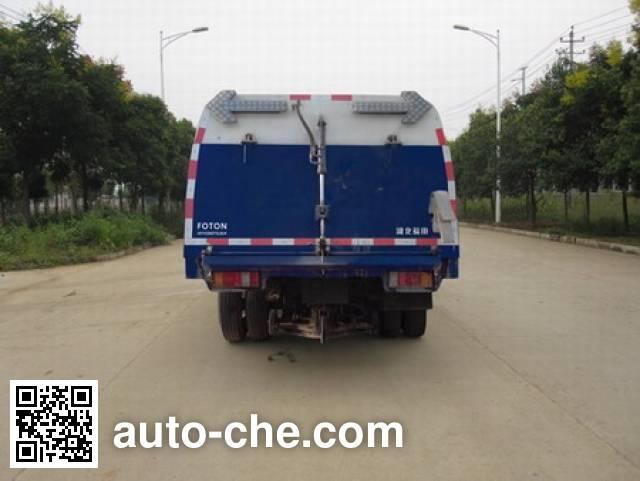 欧曼牌HFV5060TSLBJ4扫路车