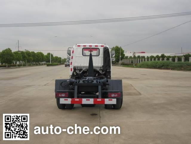 Foton Auman HFV5060ZXXBJ4 detachable body garbage truck