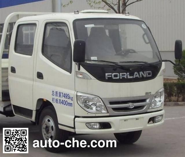 Foton Auman HFV5071GXWBJ sewage suction truck