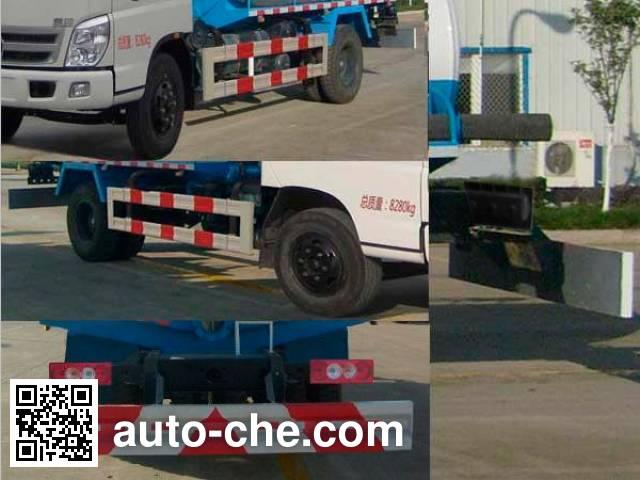 Foton Auman HFV5080GXEBJ5 suction truck
