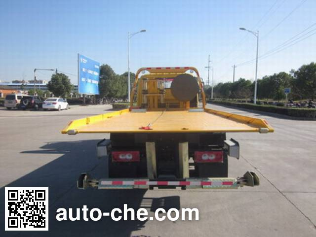 Foton Auman HFV5080TQZBJ4 wrecker