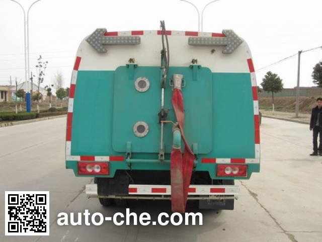 Foton Auman HFV5080TXSBJ4 street sweeper truck