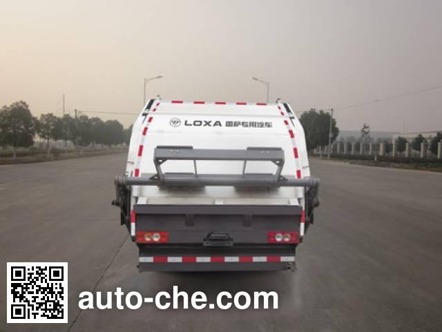 Foton Auman HFV5080ZYSBJ4 garbage compactor truck