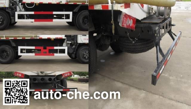 Foton Auman HFV5090GXWBJ sewage suction truck