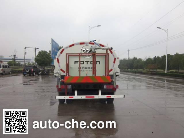 欧曼牌HFV5160GSSBJ4洒水车