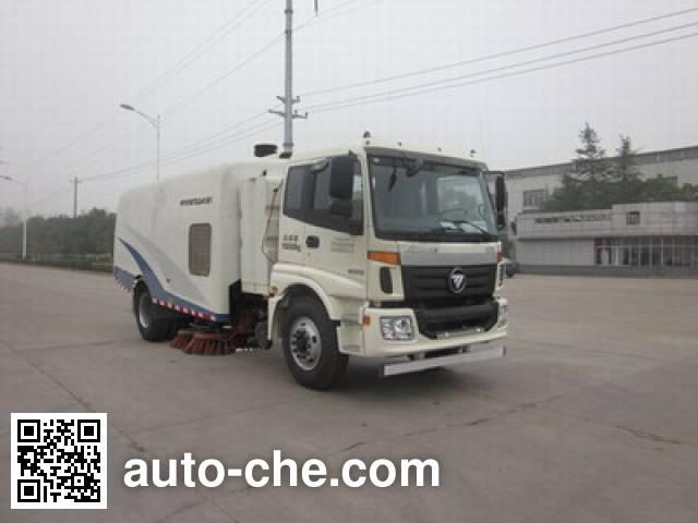 欧曼牌HFV5160TSLBJ4扫路车