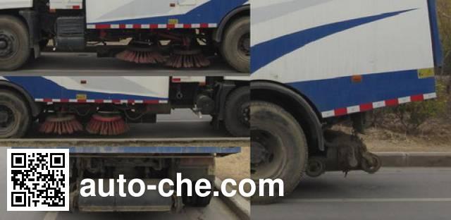 欧曼牌HFV5160TSLDFL5扫路车