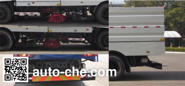 欧曼牌HFV5160TXSDFL5洗扫车