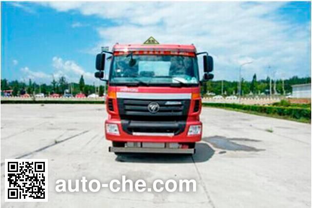 Foton Auman HFV5250GYYBJ4 oil tank truck