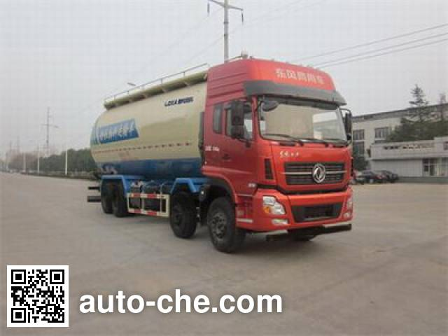 Foton Auman HFV5310GFLDFL4 low-density bulk powder transport tank truck
