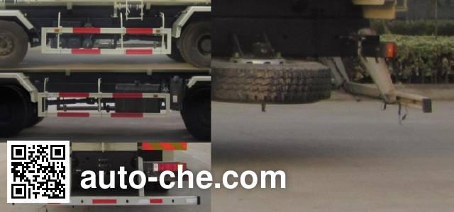 Foton Auman HFV5310GXHDFL4 pneumatic discharging bulk cement truck