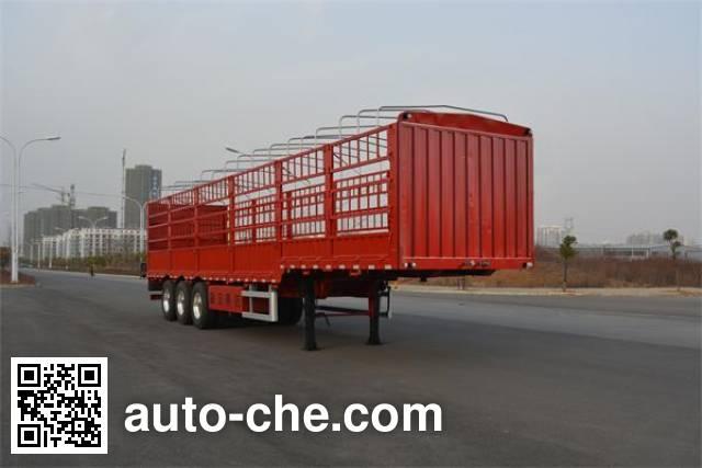 Foton Auman HFV9400CCY stake trailer