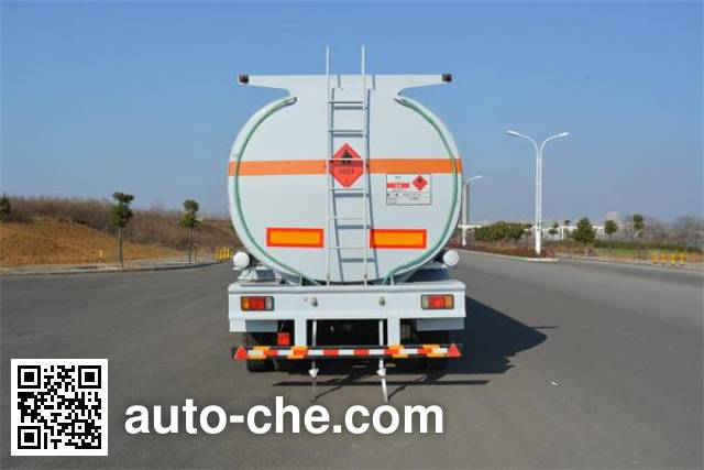 Foton Auman HFV9401GRY flammable liquid tank trailer