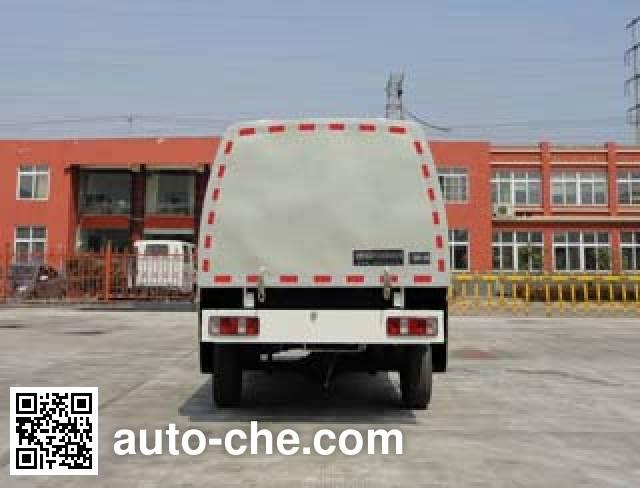 Fuyuan HFY5020ZLJA dump garbage truck