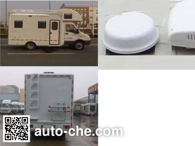 Fuyuan HFY5040XLJC motorhome