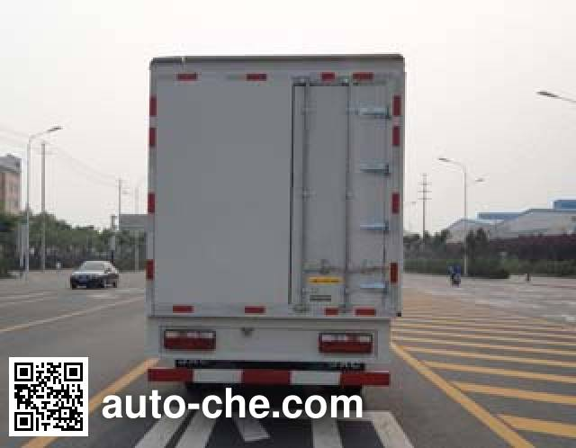 Fuyuan HFY5047XWT mobile stage van truck