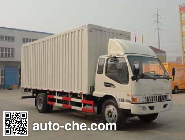 Fuyuan HFY5120XYKA wing van truck