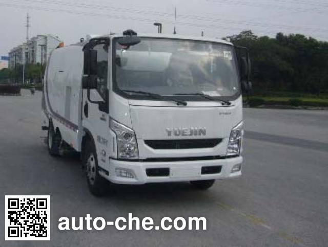 沪光牌HG5077TXC吸尘车