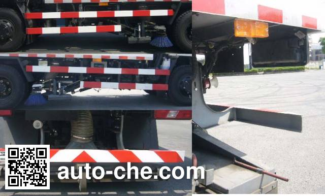 Huguang HG5083TXC street vacuum cleaner