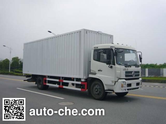 Huguang HG5121XYK wing van truck