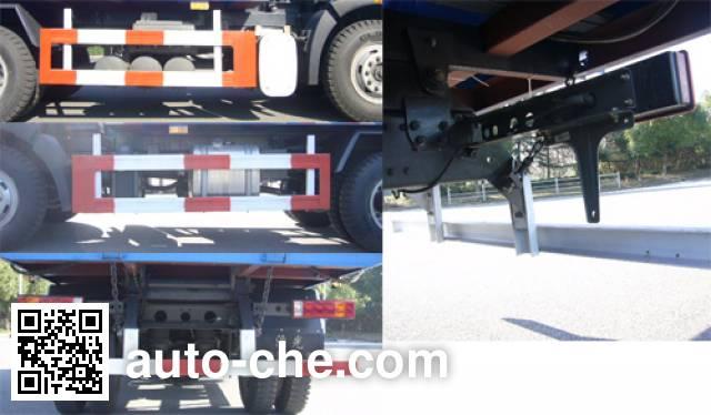 Huguang HG5127ZXL garbage truck