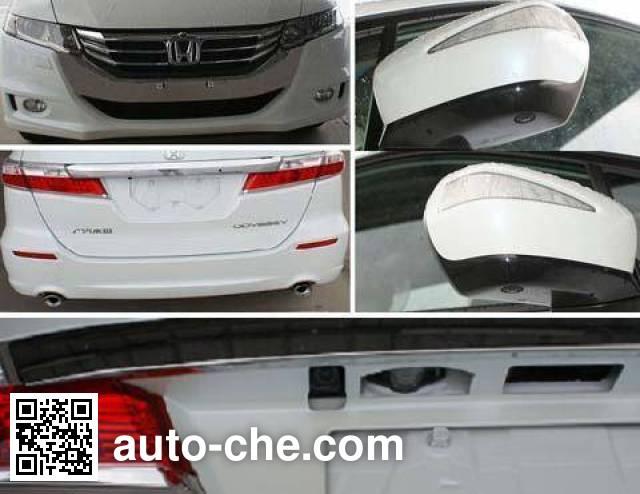 Honda Odyssey HG6481BBANV MPV
