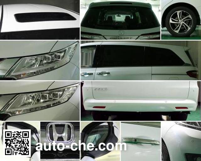 Honda Odyssey HG6482BAC4A MPV