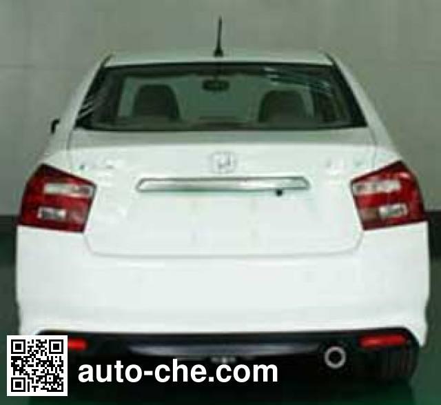 Honda City HG7154CBASV car
