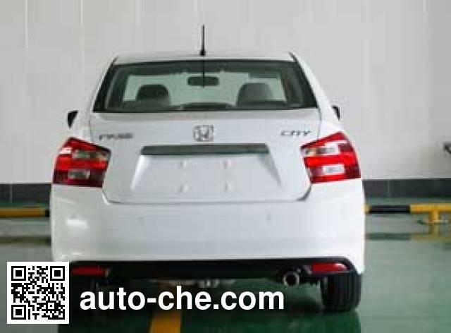 Honda City HG7154CBMSV car