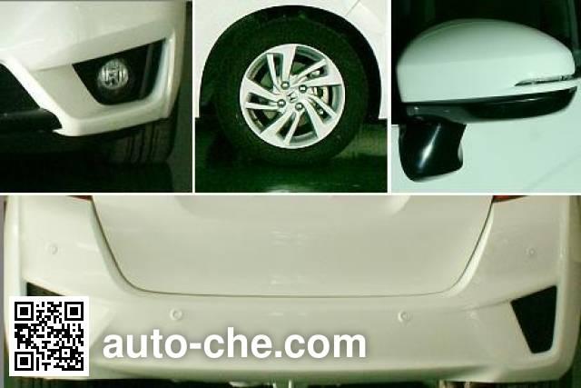 Honda Fit HG7155DAC5 car