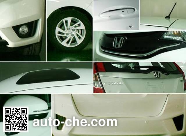 Honda Fit HG7155DAM5 car