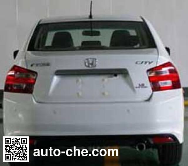 Honda City HG7180CBAE car