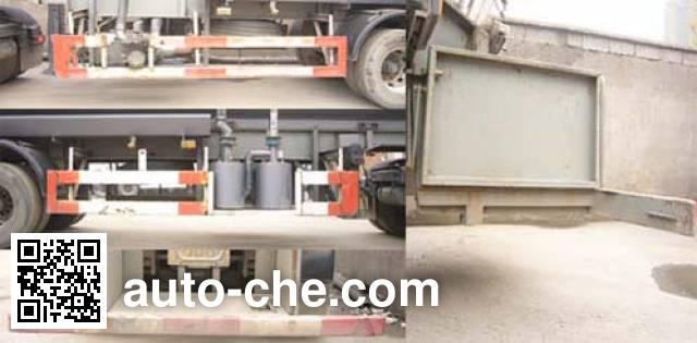 Huguang HG9406GXE fecal suction trailer