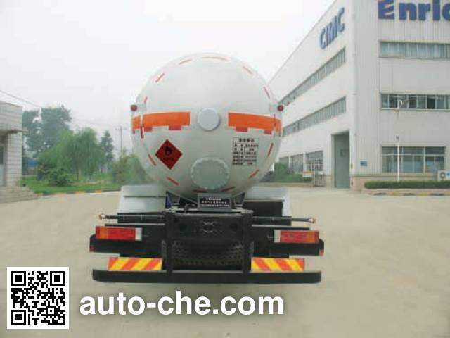 Enric HGJ5253GYQ liquefied gas tank truck
