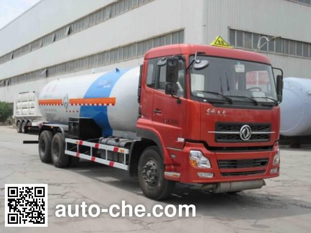 Enric HGJ5254GYQ liquefied gas tank truck