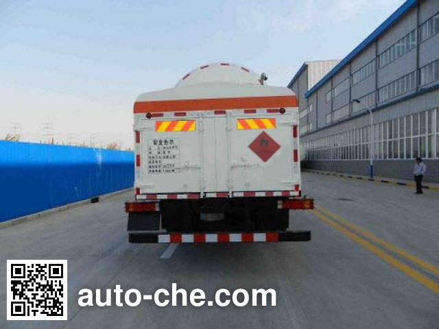 Enric HGJ5270GDY cryogenic liquid tank truck
