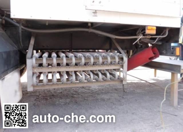 Enric HGJ5310GDY cryogenic liquid tank truck