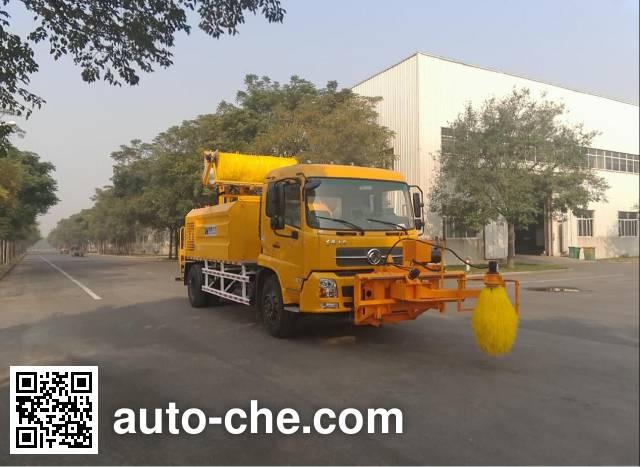 Gaoyuan Shenggong HGY5163TXQ wall washer truck