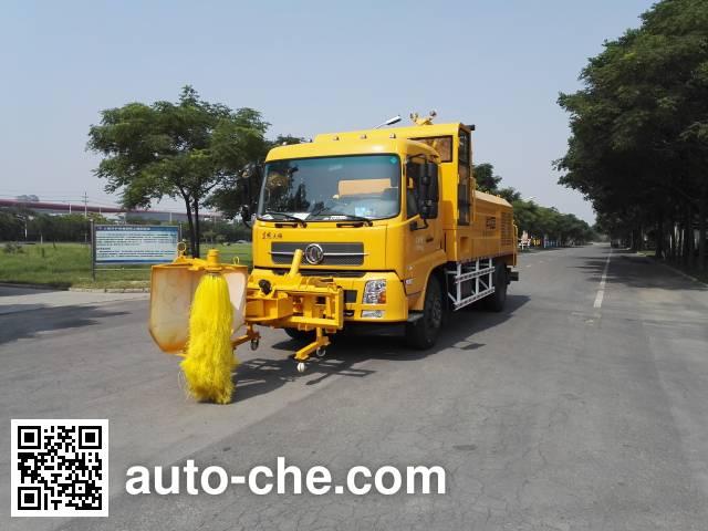 Gaoyuan Shenggong HGY5164TXQ wall washer truck