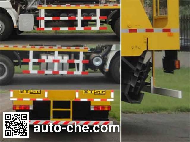 Gaoyuan Shenggong HGY5250TFC synchronous chip sealer truck