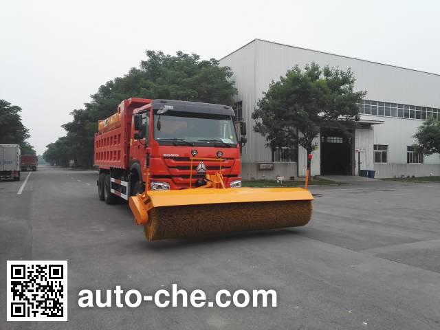 Gaoyuan Shenggong HGY5252TCX snow remover truck