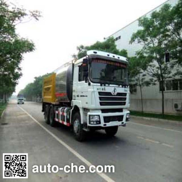Gaoyuan Shenggong HGY5252TFC synchronous chip sealer truck