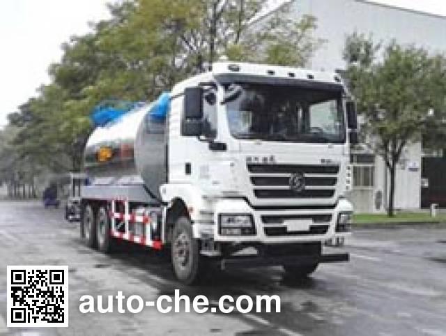 Gaoyuan Shenggong HGY5256GLQ asphalt distributor truck