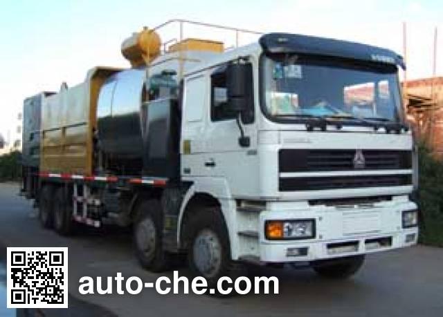 Gaoyuan Shenggong HGY5310TLS synchronous chip sealer truck