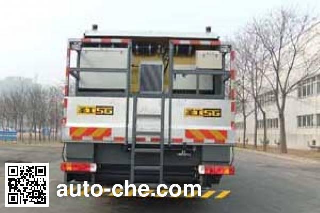 Gaoyuan Shenggong HGY5313TFC synchronous chip sealer truck
