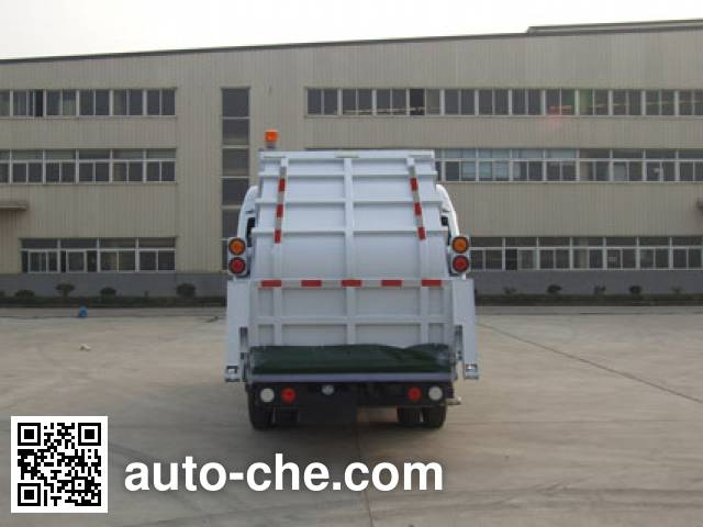 Shihuan HHJ5072ZYS garbage compactor truck